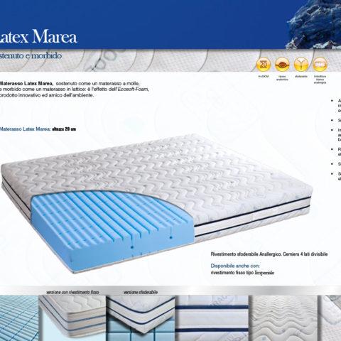 Materassi Sulmona.Triflex Alta Tecnologia Del Dormire